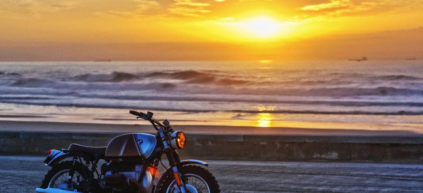 Motorcycle Trip Phuket to Krabi